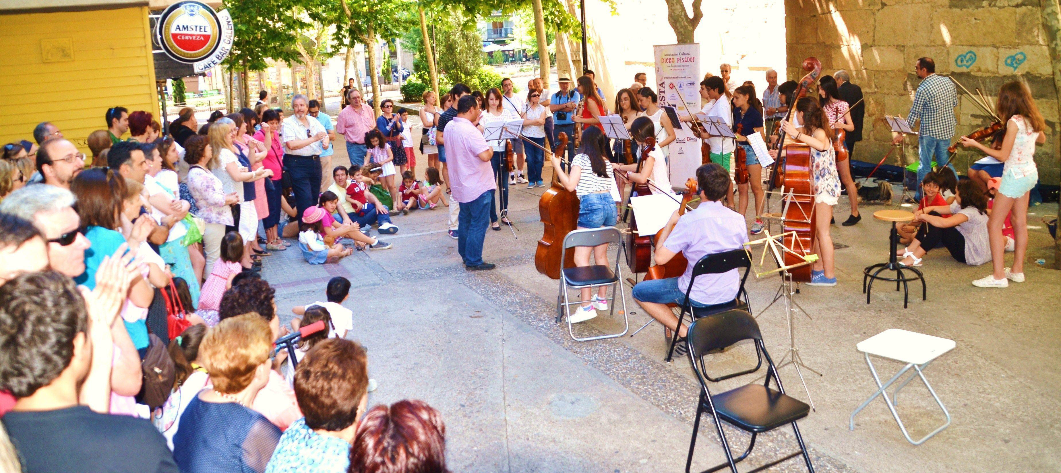 Dia Europero de la Musica Pl Carmelitas