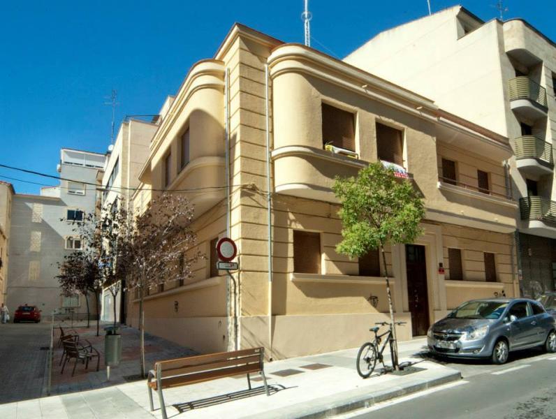 Calle Luis Vives 7. Edificio Racionalista
