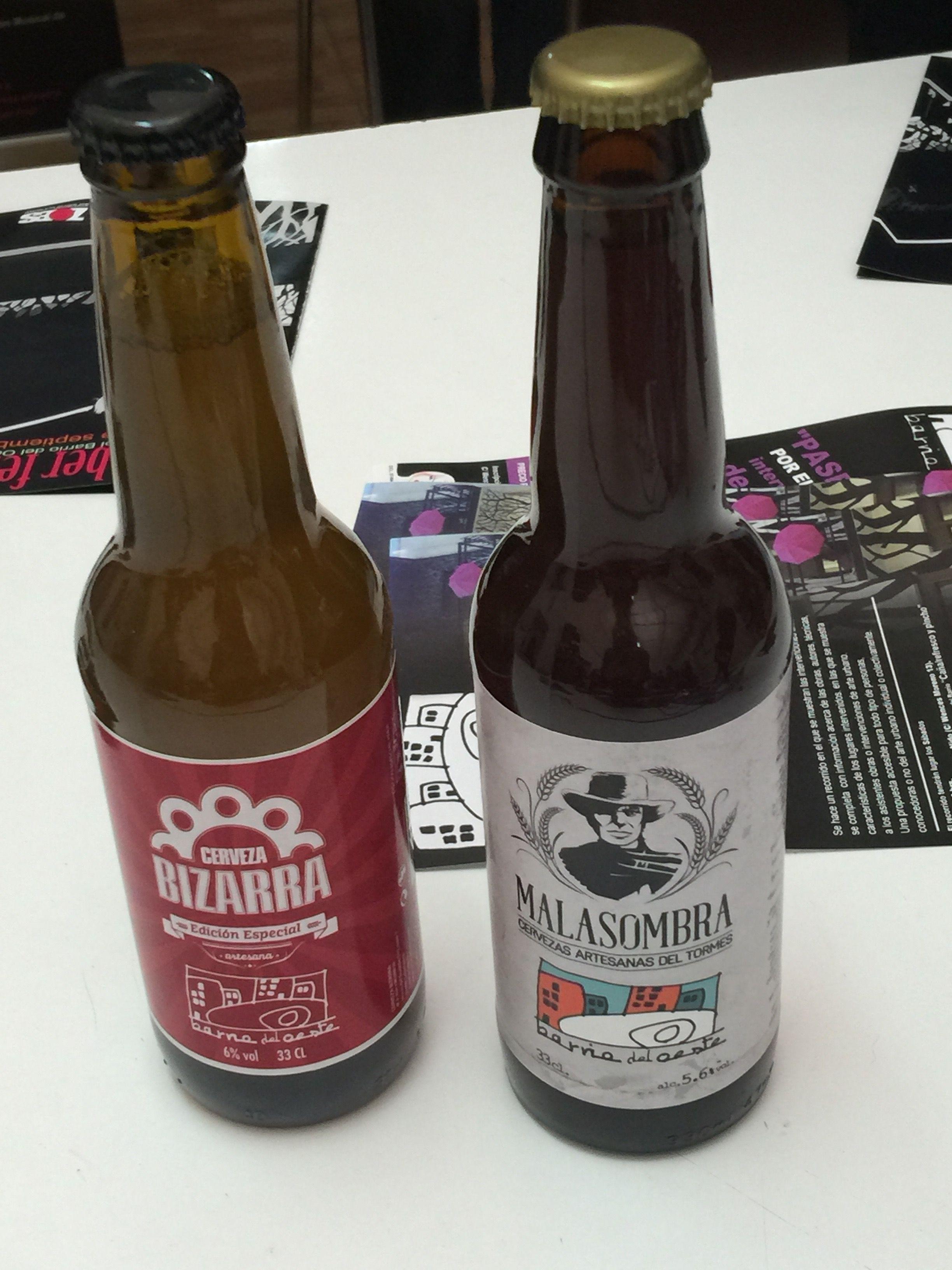 Cervezas artesanas en el Oeste