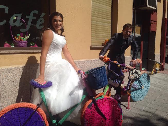 Boda de Beatriz y Carlos. Los Protas del Vecindario