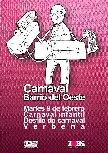 El carnaval del Barrio calienta motores