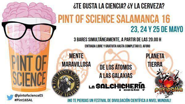 Festival de la ciencia en los bares #pint16