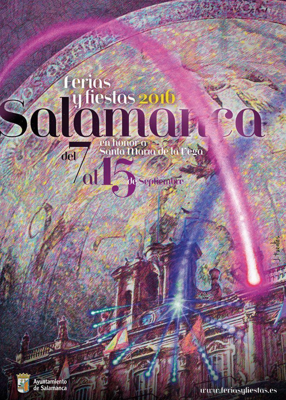 Photo of El Barrio del Oeste participará de forma activa en las Ferias y Fiestas de Salamanca