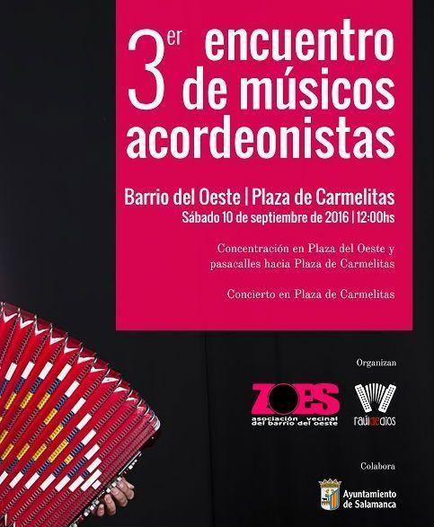 III Encuentro Acordeonistas