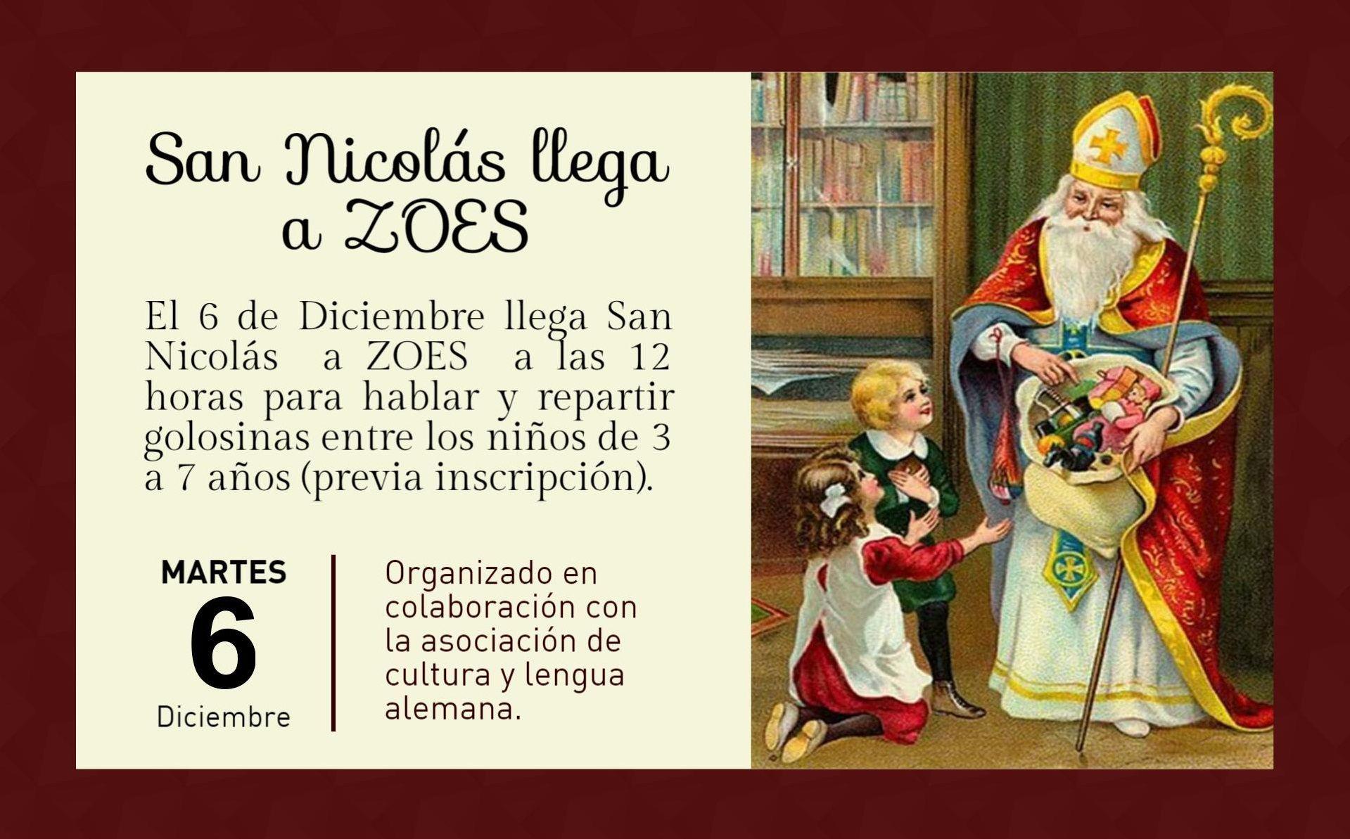 Photo of Llega San Nicolás ¡cita con los más pequeños!