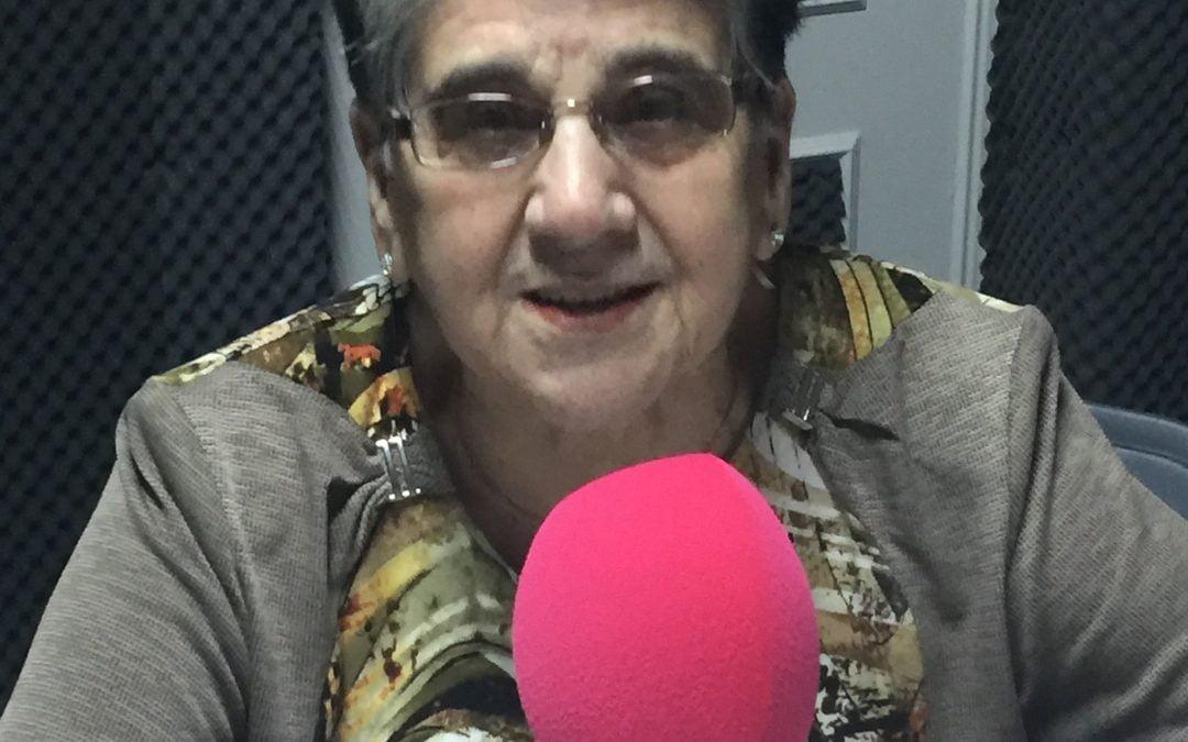 Bella Romero, una histórica del Barrio