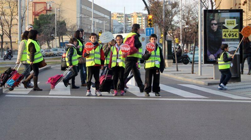 """Photo of """"Caminos escolares"""", una propuesta saludable, sostenible y segura"""