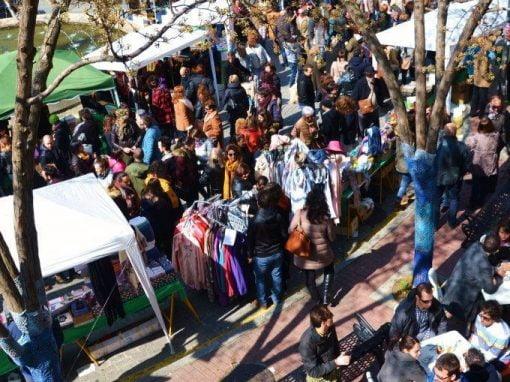 Comerciantes, hosteleros y Ayuntamiento acuerdan hacer el Mercadillo de manera periódica