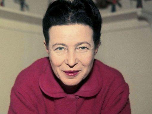 La figura de Simone de Beauvoir en el Punto de Mira.