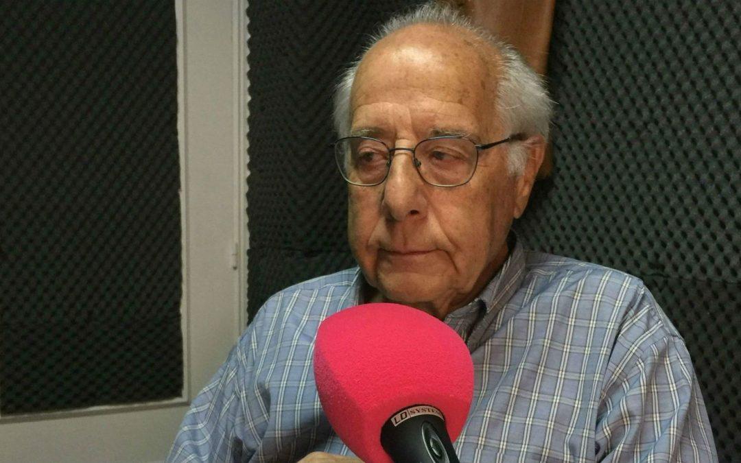 Lorenzo Amigo, primer presidente de ZOES