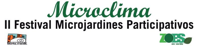 El cambio climático protagoniza el Festival de Microjardines