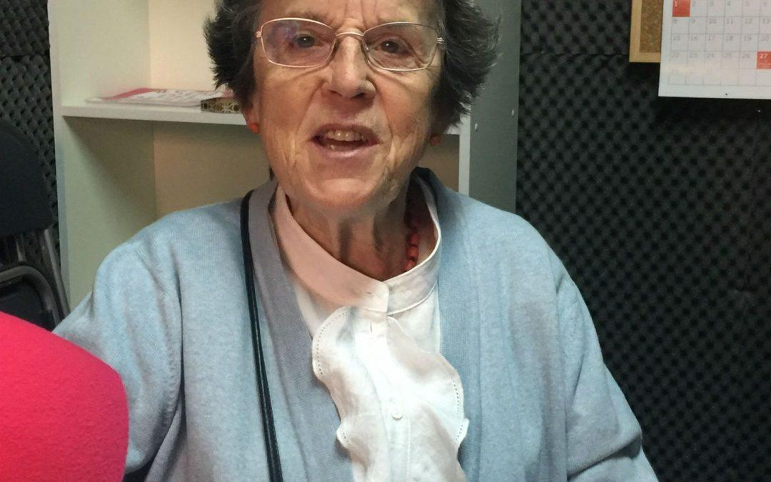 Carmen García Rosado o la alegría de vivir