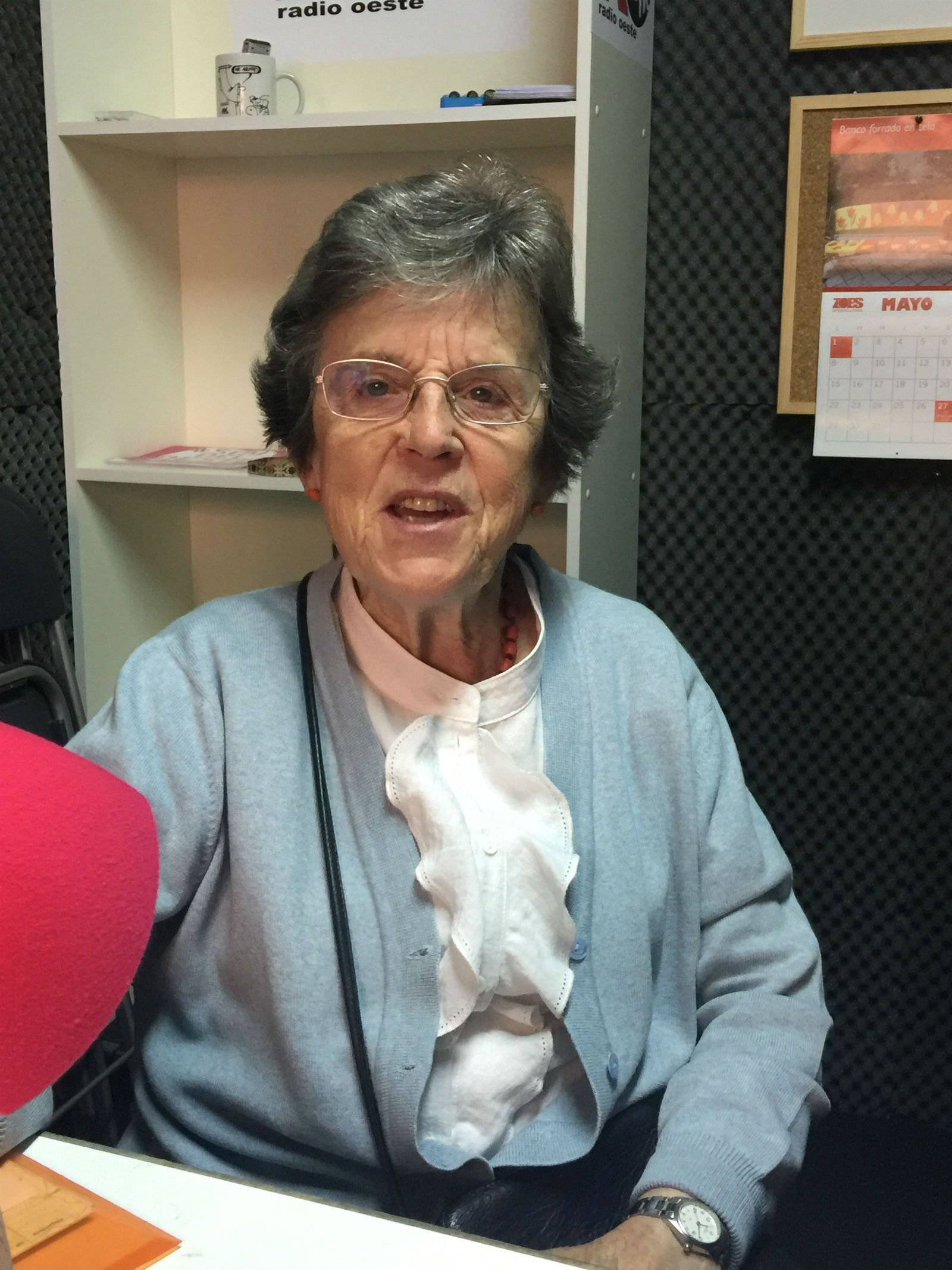 Photo of Carmen García Rosado o la alegría de vivir