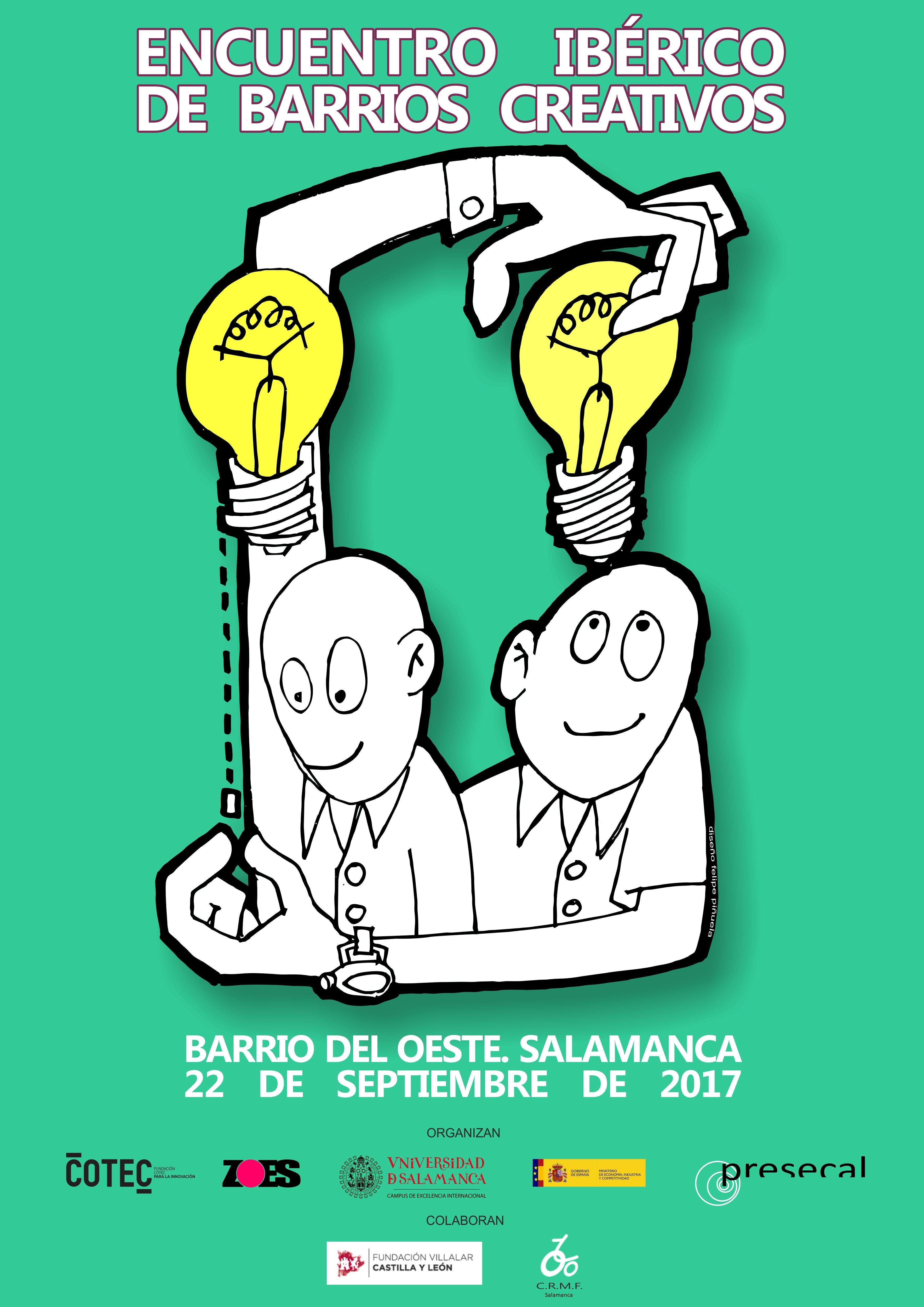 CARTEL BARRIOS CREATIVOS GRANDE