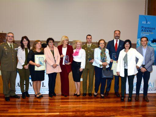 La periodista Elena Martín, Premio ASVAI a la promoción periodística del voluntariado