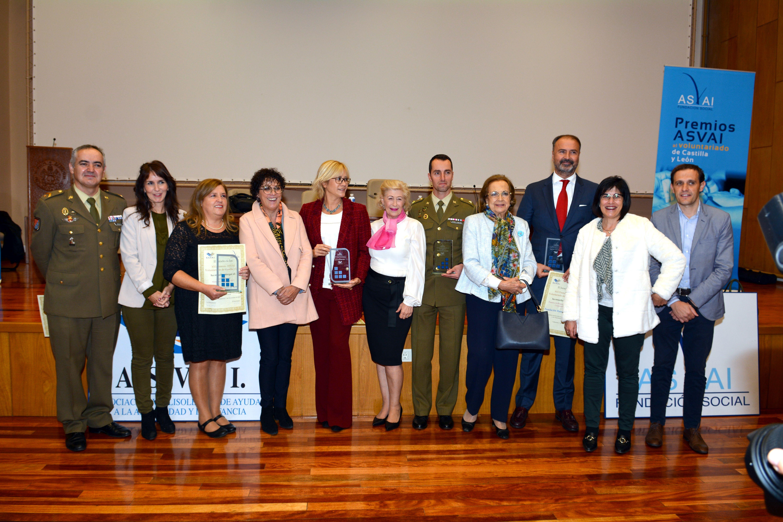 Photo of La periodista Elena Martín, Premio ASVAI a la promoción periodística del voluntariado