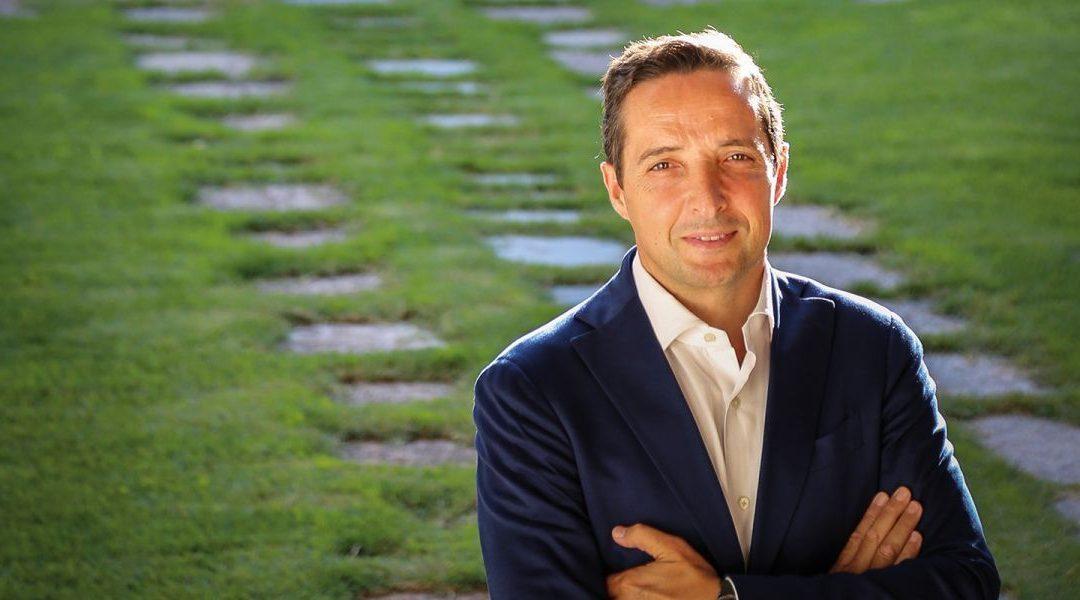 """Juan Manuel Corchado: """"Hay que resolver los problemas de personal y reducir la burocracia"""""""