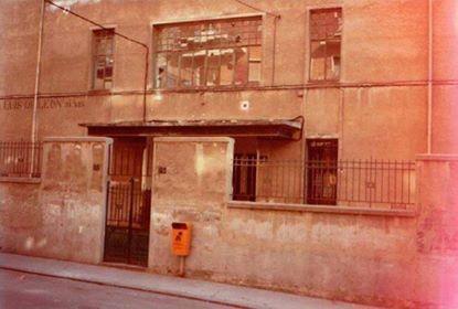 Antiguo colegio al Juan Jaen