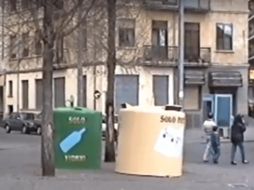 El Barrio del Oeste, precursor de la recogida de papel en Salamanca