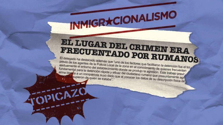 """Jorge Torrecilla: """"Uno de los errores más habituales al informar sobre inmigración es mencionar la nacionalidad de los inmigrantes"""""""
