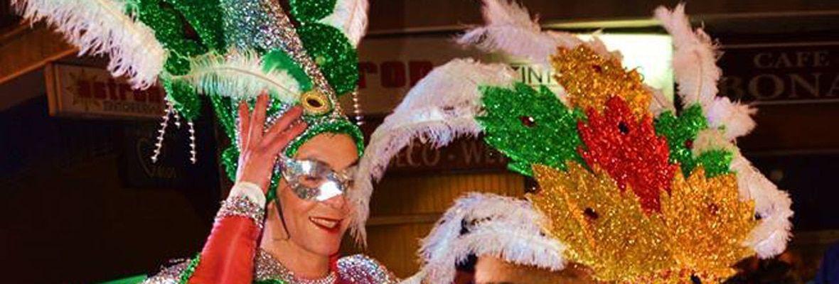 Photo of Contagiar la alegría, objetivo del Carnaval Cultural Brasileiro