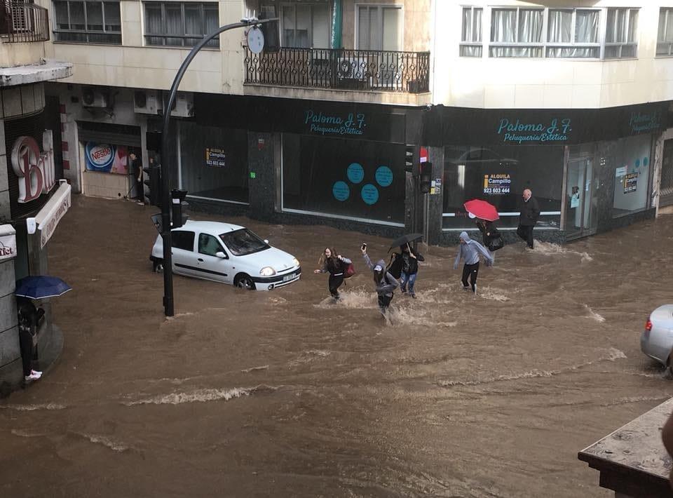 Photo of ¿Por qué se inundan las calles tras las lluvias torrenciales?
