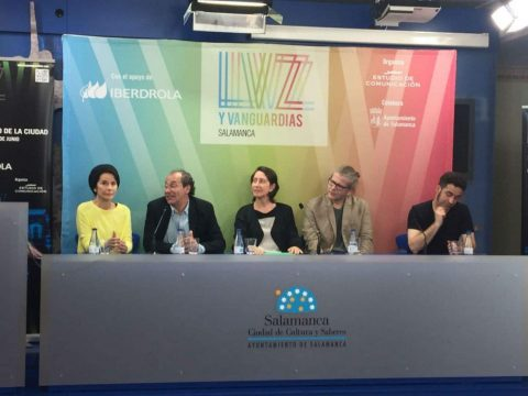 Arranca el Festival de Luz y Vanguardias