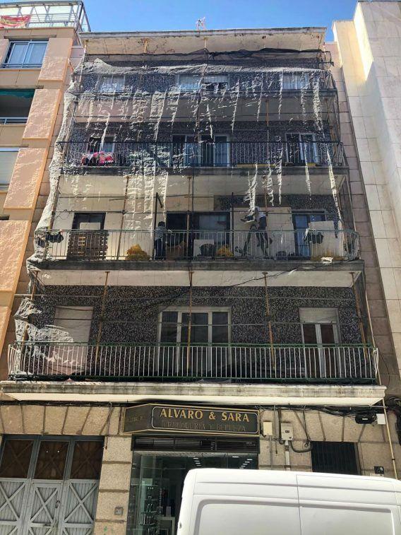 Photo of Un edificio del Oeste, experiencia única y singular de intervención urbanística