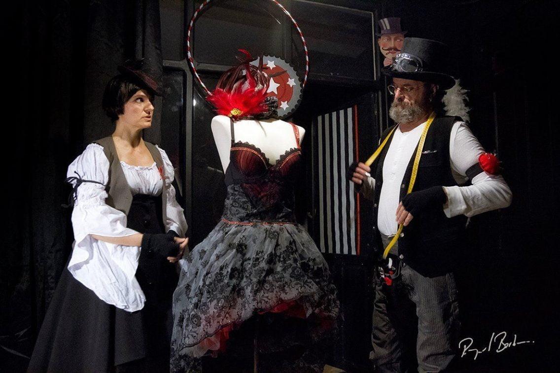 """Photo of """"Circo Freak"""" el microteatro de los malhablados"""