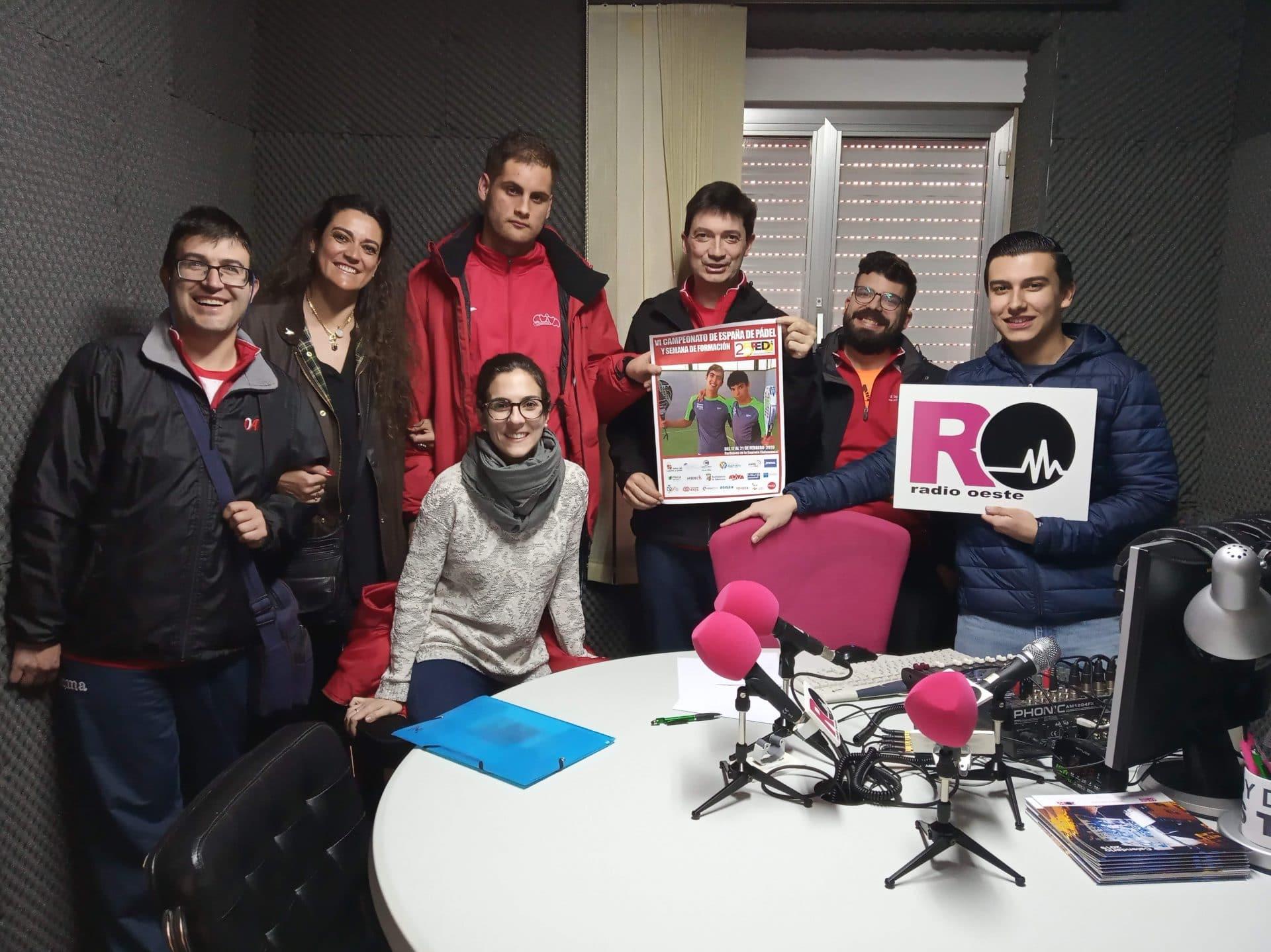 Photo of Quiero Ser Como Tú habla del VI Campeonato de Pádel Adaptado
