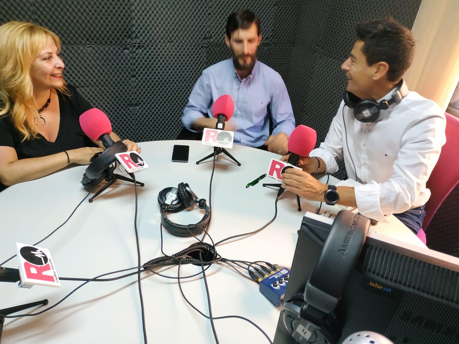 """Photo of Inclusión en un proyecto con la """"Casa"""" Padre Damian . Historias del Oeste de Radio Oeste"""