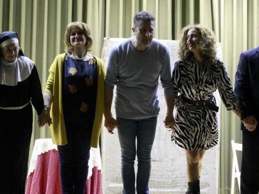 El grupo ZOES Teatro sube el telón para estrenar obra como cada año
