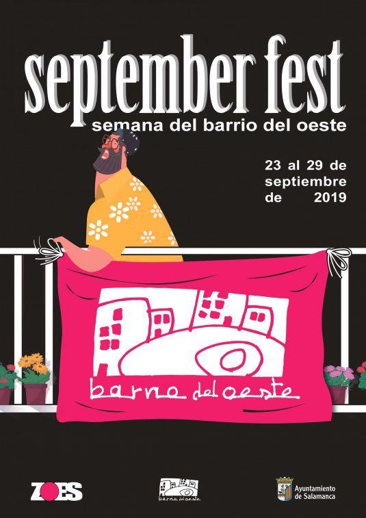 Photo of SeptemberFest Semana del Barrio del Oeste del 23 al 29 de septiembre
