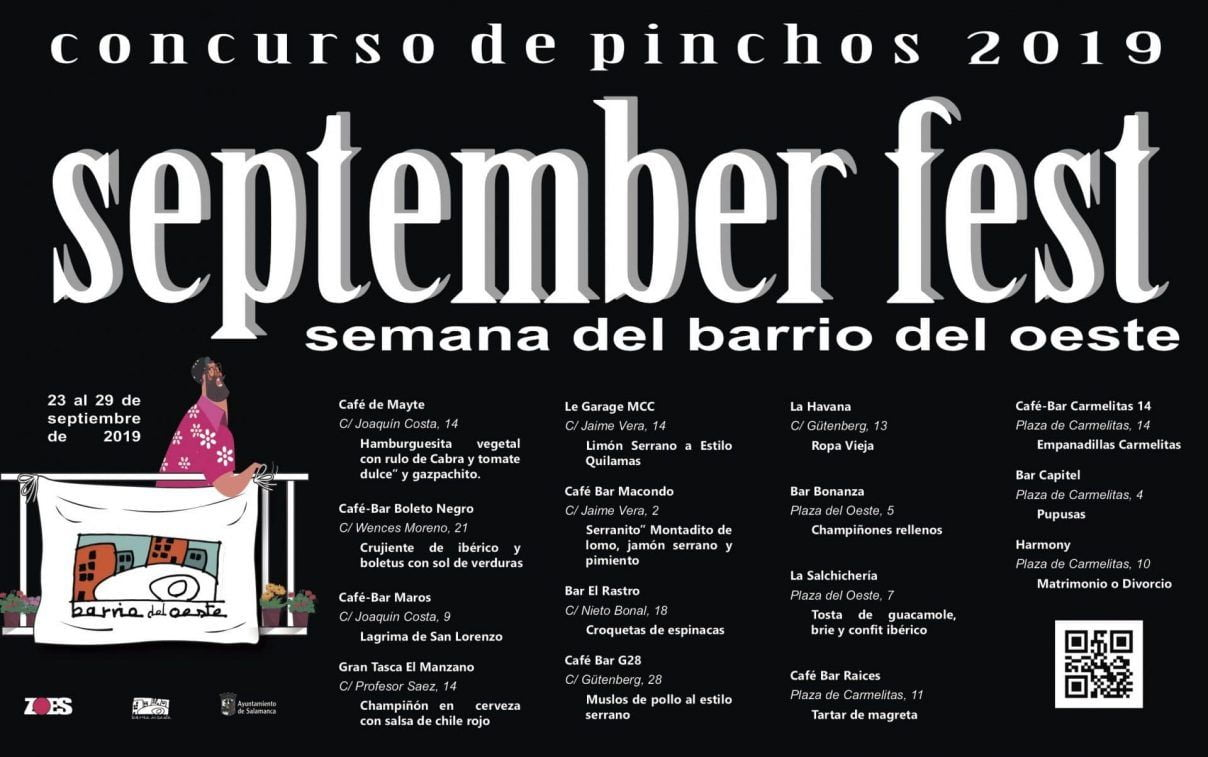 Photo of Concurso de Pinchos September Fest
