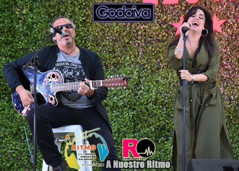 Photo of 09 Godaiva (entrevista) – A Nuestro Ritmo
