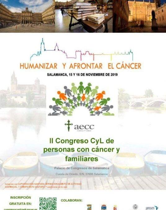 Historias del Oeste con la AECC y su presidenta provincial Inma Rodríguez