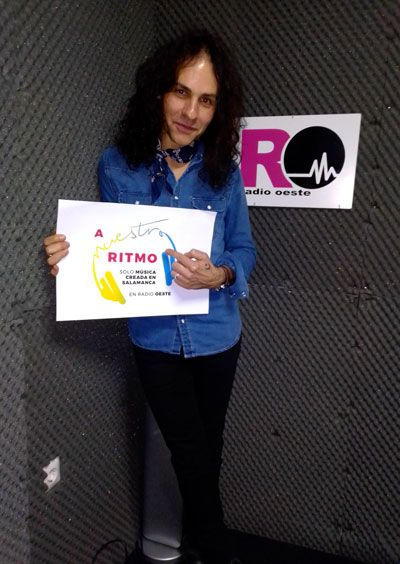 Iván Sadia en Radio Oeste
