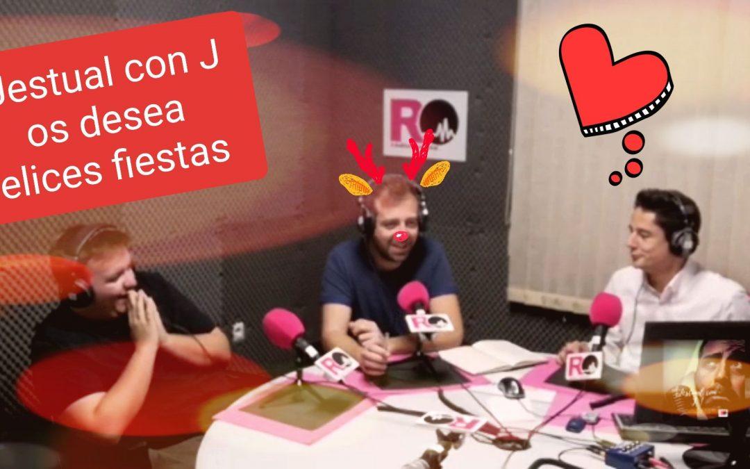 """Felicitación navideña de """"Jestual con J"""""""
