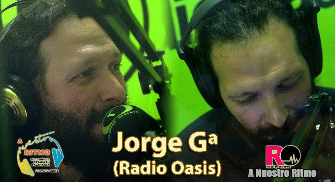 18 Jorge Gª (Radio Oasis) – A Nuestro Ritmo