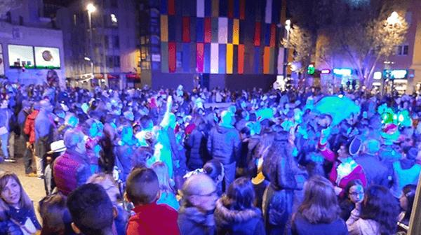 Carnaval 2020 en el Barrio del Oeste