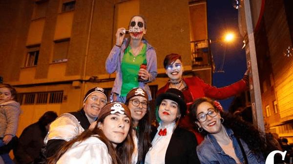 Carnavales Barrio del Oeste
