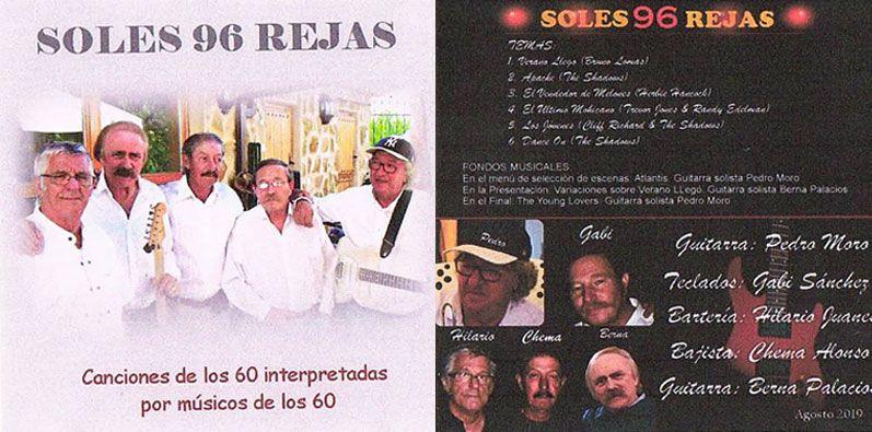 DVD Soles 96 Rejas