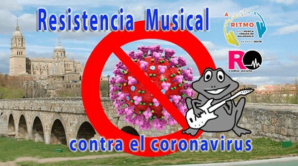 Resistencia Musical contra el Coronavirus – A Nuestro Ritmo