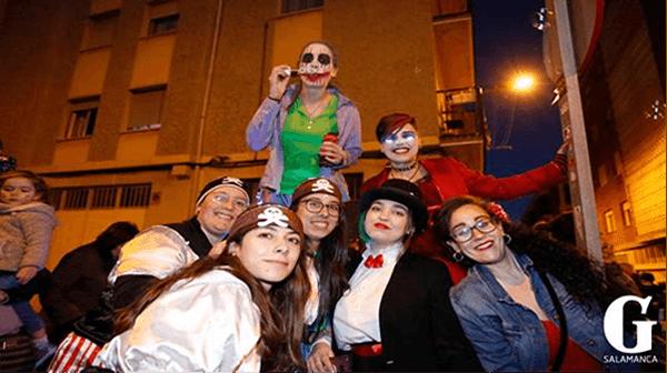 Dosier de prensa Carnavales ZOES 2020