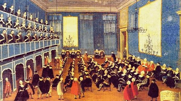 Recital del Coro della Pietà