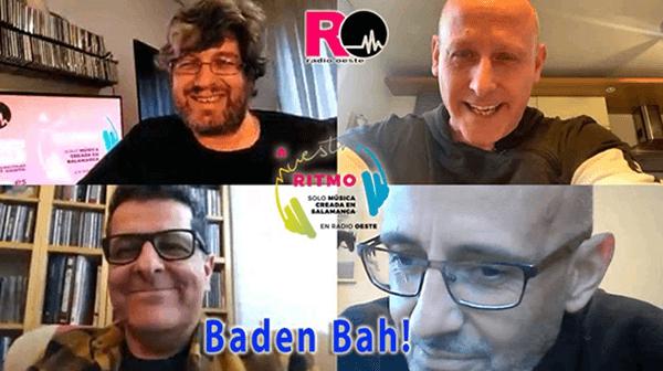 35- Baden Bah! – A Nuestro Ritmo