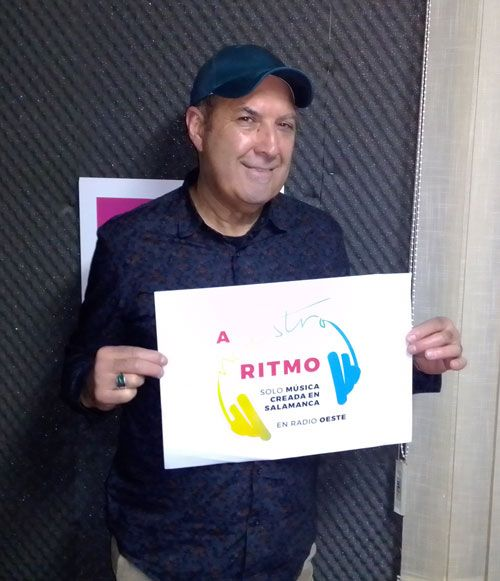 Luis Mayol en Radio Oeste