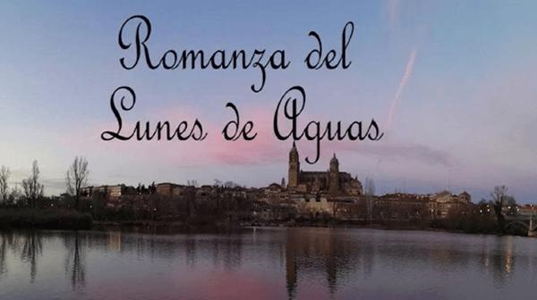 Romanza del Lunes de Aguas
