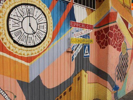 Visita virtual a la Galería Urbana del Oeste