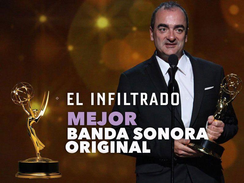 Premio Emmy por The Night Manager